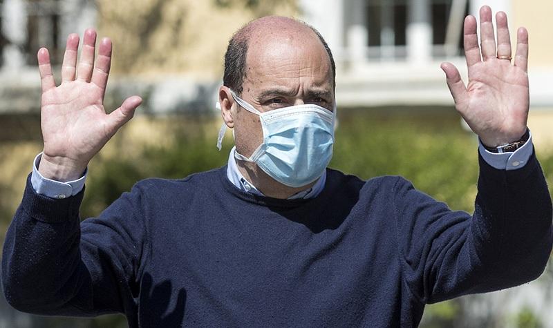 Zingaretti si dimette da segretario, il Pd è un polveriera. L'annuncio è un post al veleno