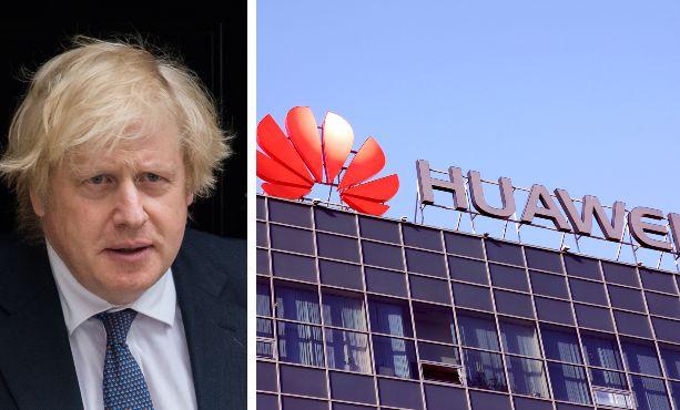 Huawei fuori dal 5G britannico. Johnson pronto per la rivolu