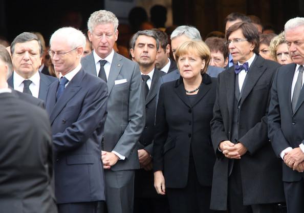 Ecco i nostri capi! I 18 uomini d'oro della Merkel che hanno
