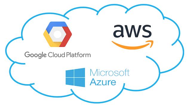 Amazon, Google e Microsoft, la guerra per i nostri dati che