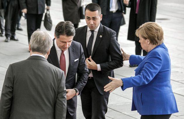 Merkel, Draghi, Renzi: gli interlocutori perfetti per il nuo