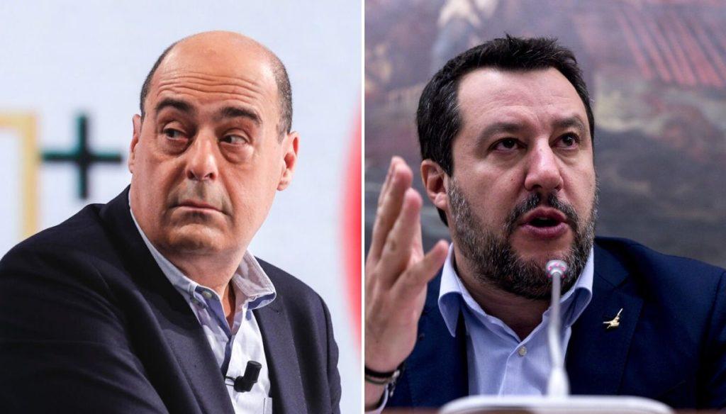 Sondaggio TG La7, 28/09,: la Lega in forte flessione mentre FdI fa incetta di consensi
