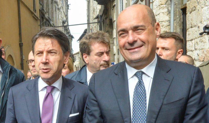 Conte-Zingaretti |  altro patto |  altro inciucio  Cosa succede dopo il crollo alle Regionali