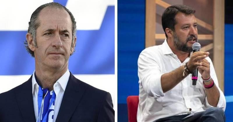 """""""Vinco perché governo. Non vado in giro a fare comizi"""". La stoccata di Zaia a Salvini"""