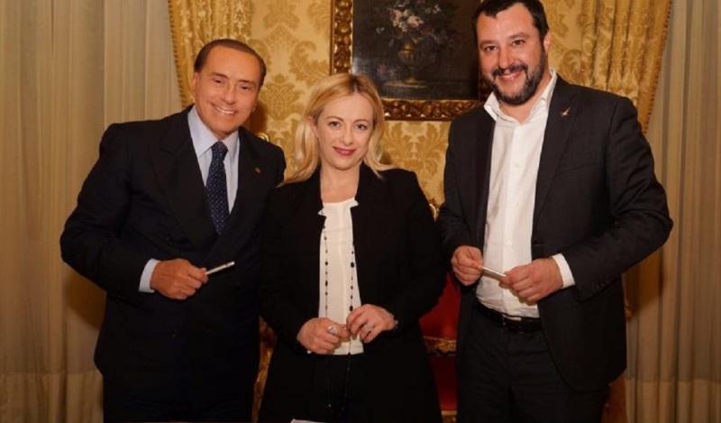 Centrodestra più diviso che mai: Forza Italia si spacca. E Salvini e Meloni…
