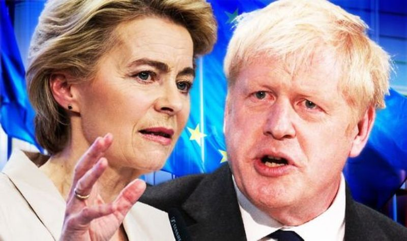 Brexit, azione legale dell'Ue contro il Regno Unito. BoJo non si spaventa e va al braccio di ferro
