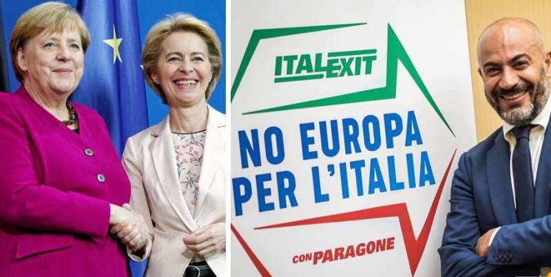 """Eurobarometro: """"L'Italia è il Paese che ha meno fiducia nell'Ue tra tutti i 27 Stati membri"""""""