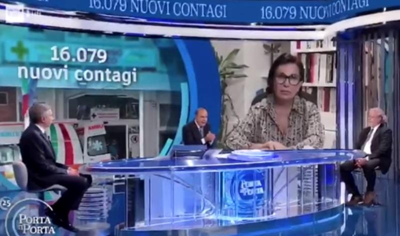"""Tamponi, i conti non tornano: Bruno Vespa smaschera """"l'errore"""""""