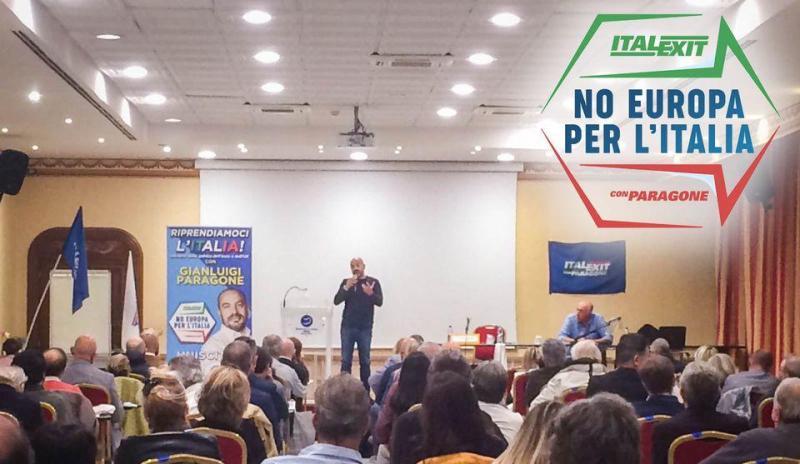 Paragone e Italexit sbarcano in Emilia. Appello ai delusi - Il Paragone
