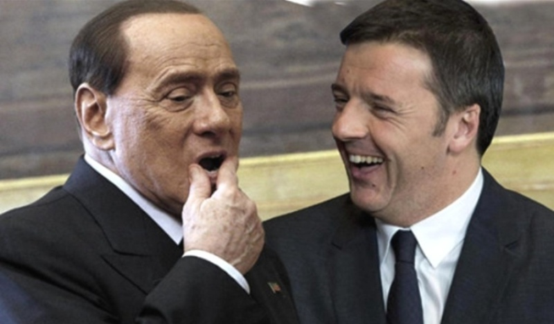 La voce su Berlusconi che manda su tutte le furie Salvini e Meloni. E scoppia il centrodestra