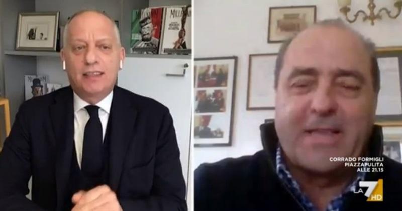 """Peter Gomez e Clementina Forleo presentano """"Magistropoli"""" con Antonio Massari. In diretta alle 17.30"""