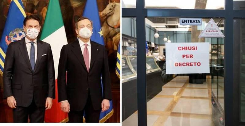 Italia chiusa e senza ristori: ma il governo ha intascato più tasse. L'assurdo paradosso