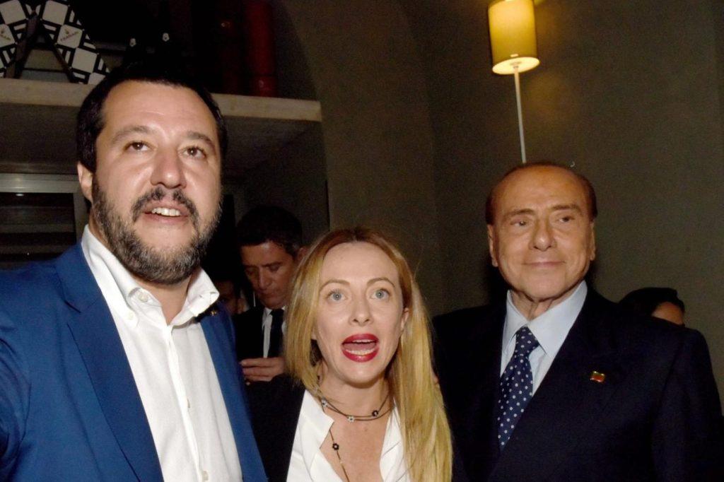 Sondaggi, gli italiani bocciano la federazione Salvini-Berlusconi