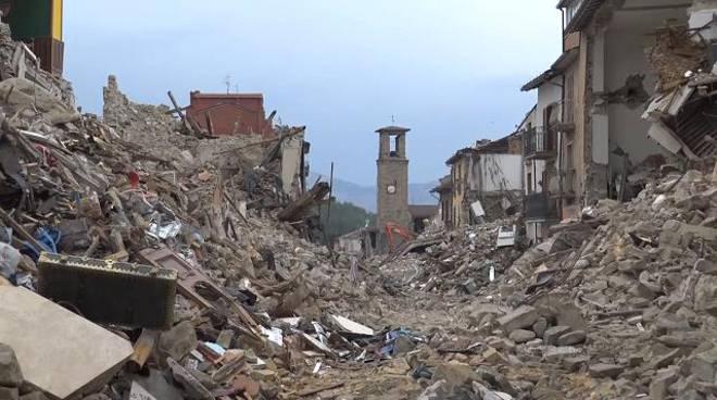 La vergogna di Amatrice: 5 anni dopo il sisma, la popolazione oggi vive così